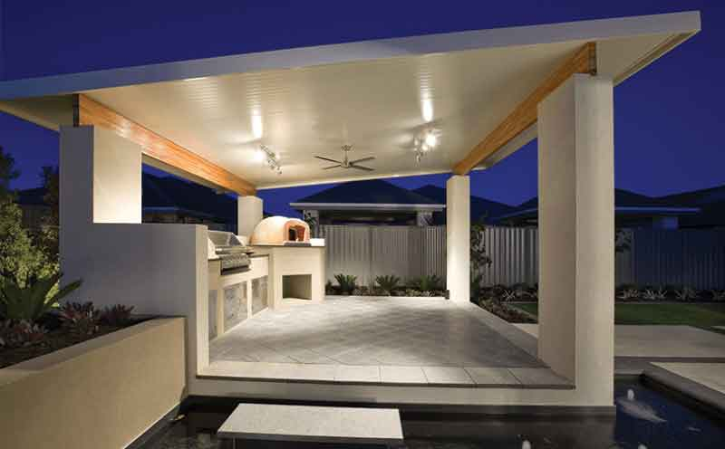 Solar Span Alfresco Areas Grand Patios