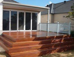grand patios decking image