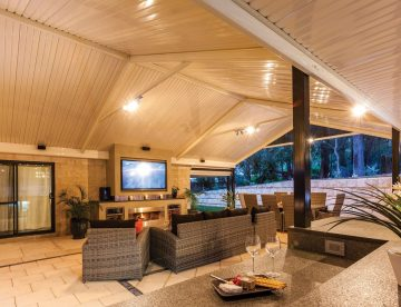 Gable and Hipped Patios Perth for Outdoor Living