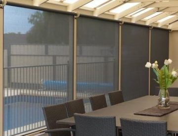 Best Outdoor Blinds For All Seasons